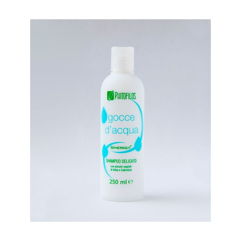 Shampoo Delicato Gocce D'Acqua 250ml Phitofilos