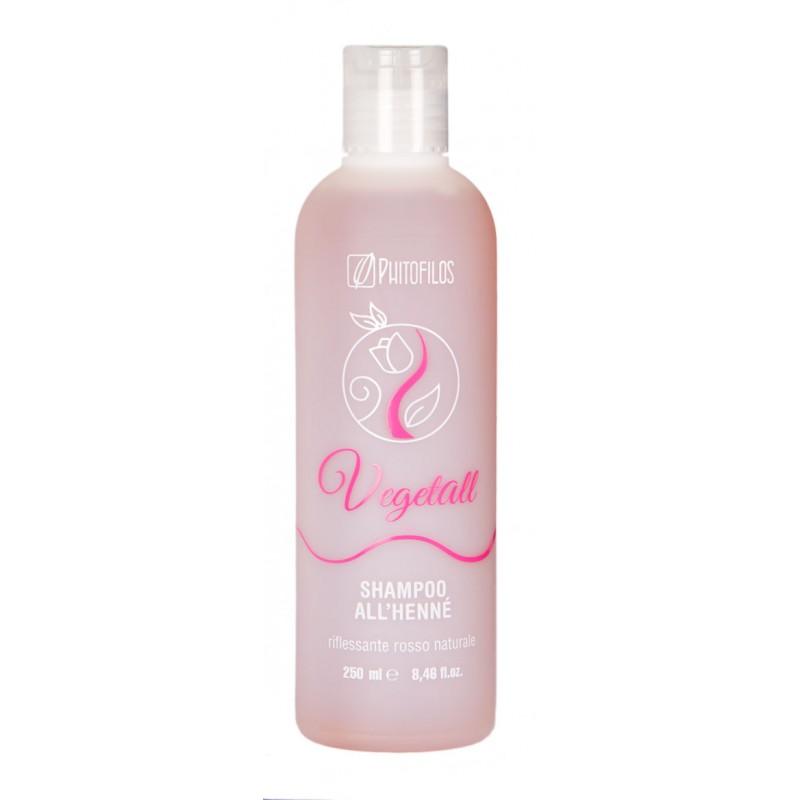 Shampoo Riflessante capelli castano ramati e rossi Phitofilos