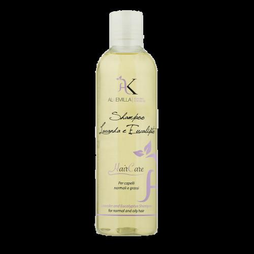 Shampoo Bio Lavanda Eucalipto 250ml Alkemilla