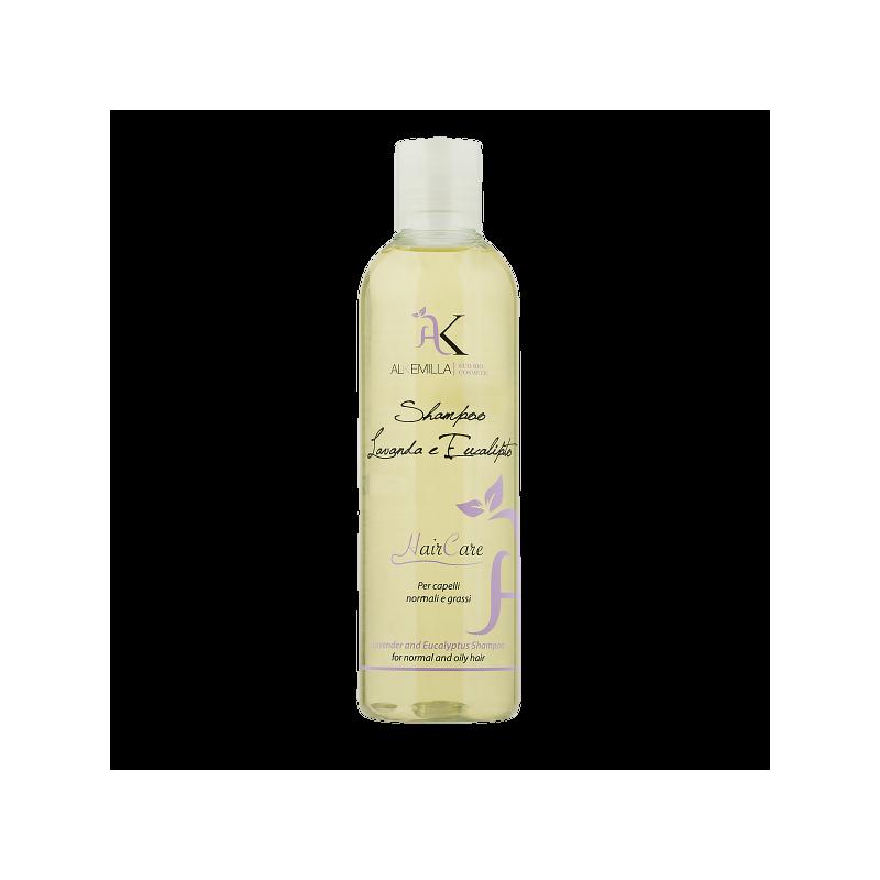 Shampoo Bio Lavanda Eucalipto 300ml Alkemilla
