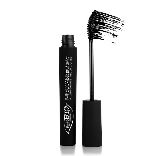 MASCARA IMPECCABLE BIOLOGICO PUROBIO - 01 Nero