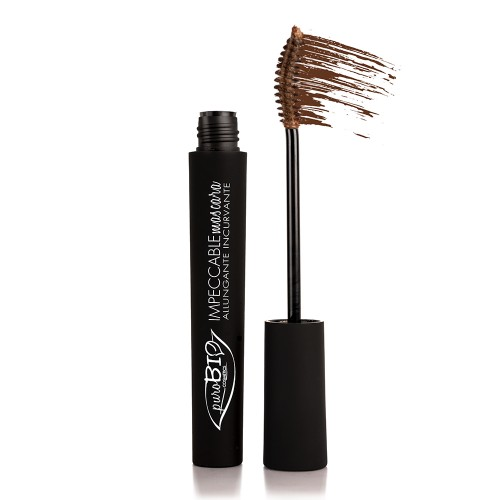 MASCARA IMPECCABLE BIOLOGICO PUROBIO - 03 Marrone