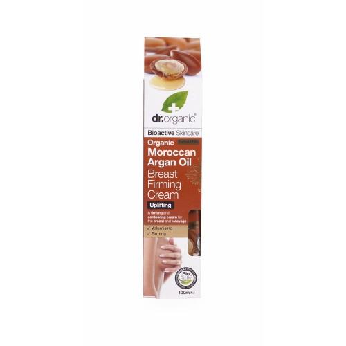Organic Moroccan Argan Oil - Breast Firming Cream 100 ml