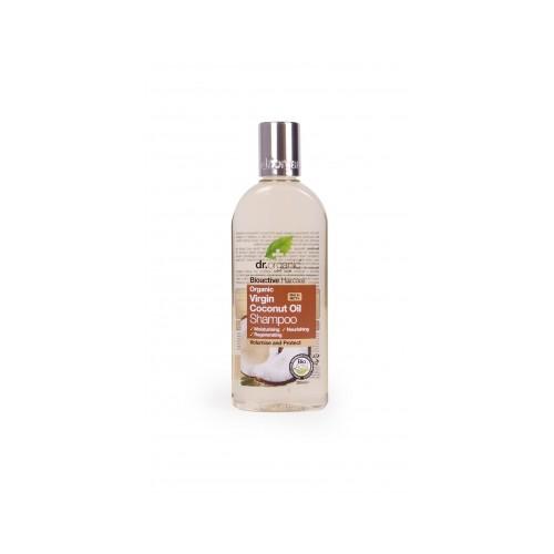 Shampoo Organic Olio Vergine di Cocco -  265 ml Dr. Organic