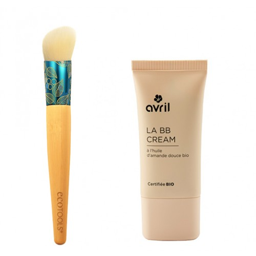 BB Cream 30ml Avril + Pennello BB Cream EcoTools