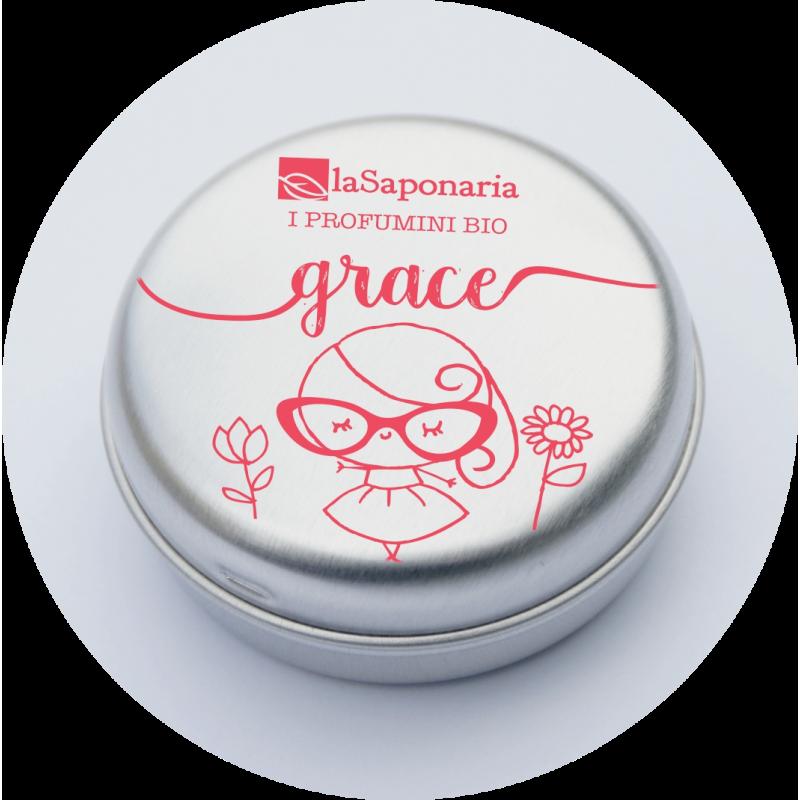 Profumino solido bio Grace - laSaponaria