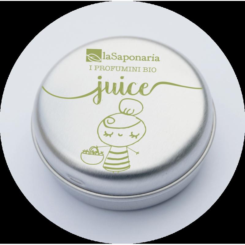 Profumino solido bio Juice - Fresco e Frizzante - laSaponaria