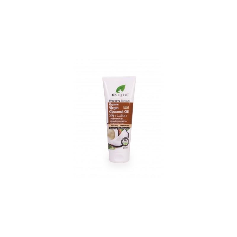 Lozione per il Corpo Organic Olio di Cocco - Dr. Organic 200ml