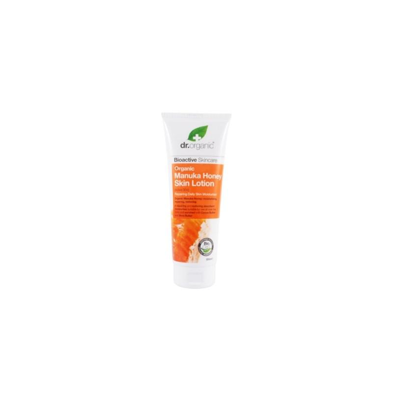 Crema per il Corpo Organic Miele di Manuka - Dr. Organic 200ml