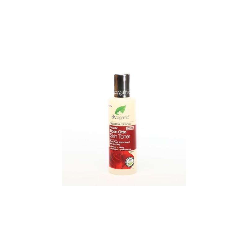 Tonico viso all'Essenza di Rosa 150ml dr. Organic