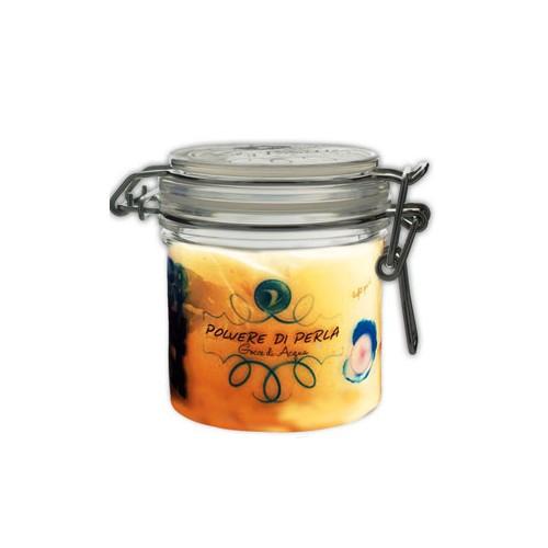 Burro Corpo alla Polvere di Perla - Gocce di Acqua 200ml Volga Cosmetici