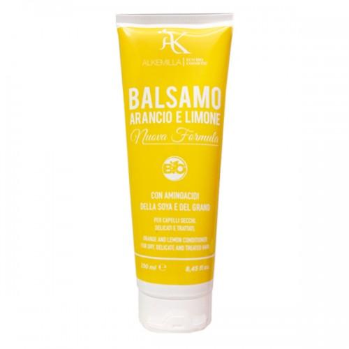 Balsamo Capelli Bio Arancio e Limone 250ml Alkemilla
