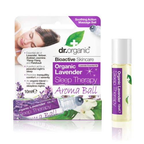 Lavander Sleep Aroma Ball - 10ml dr.organic