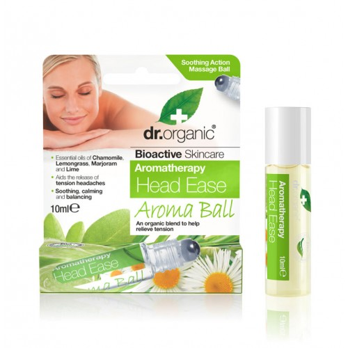 Aroma Ball HEAD EASE- 10ml dr.organic
