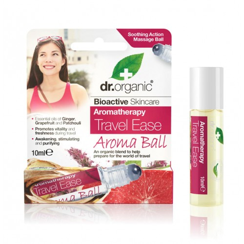 Aroma Ball TRAVEL EASE- 10ml dr.organic