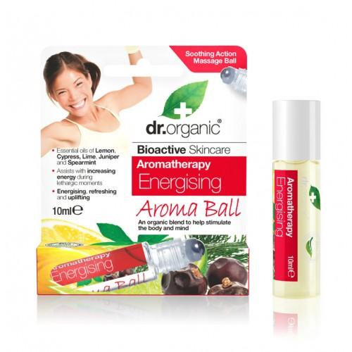 ENERGISING Aroma Ball - 10ml dr.organic