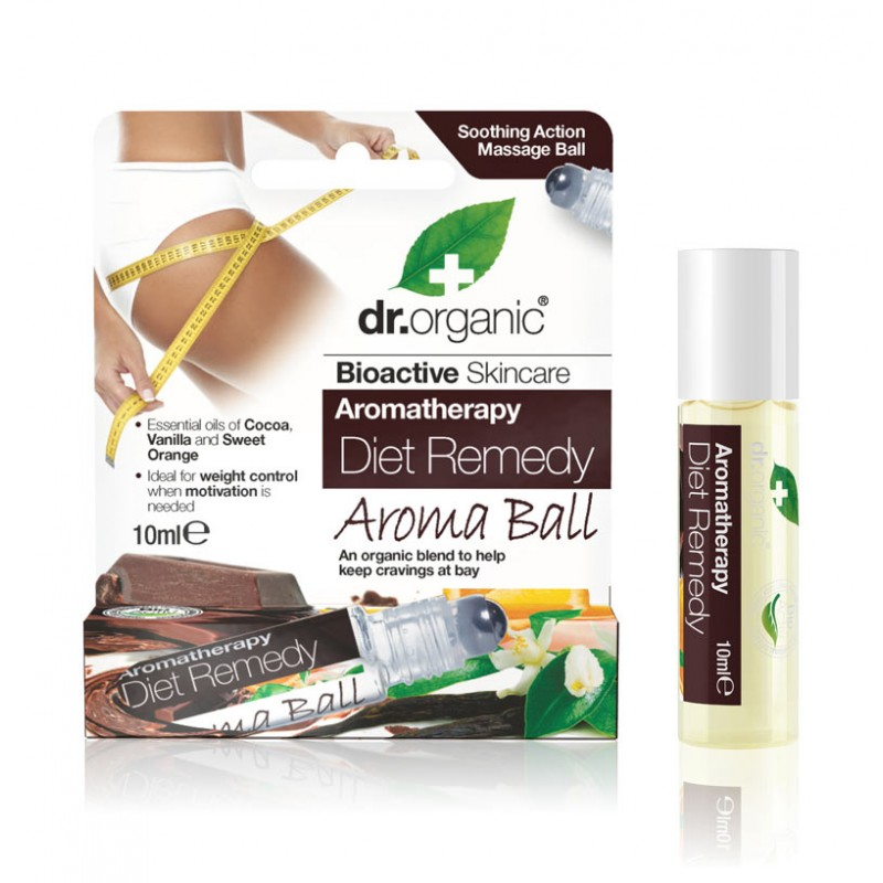 Aroma Ball DIET REMEDY- 10ml dr.organic