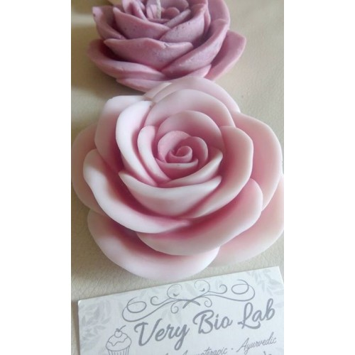Rosa di sapone vegetale Very Lab