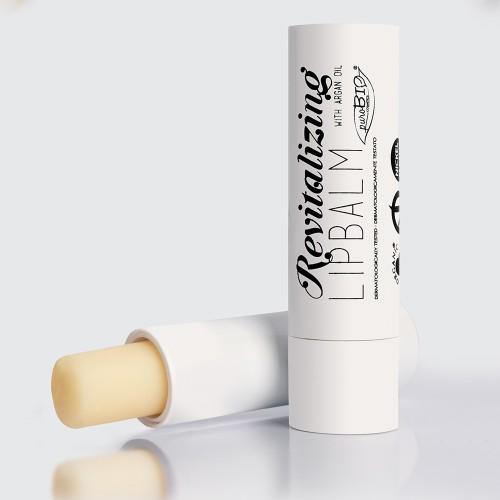 Burro Labbra LIPBALM puroBIO – REVITALIZING