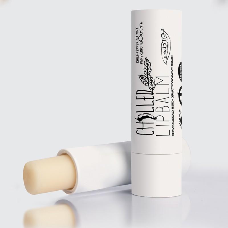 Burro Labbra LIPBALM puroBIO – CHILLED