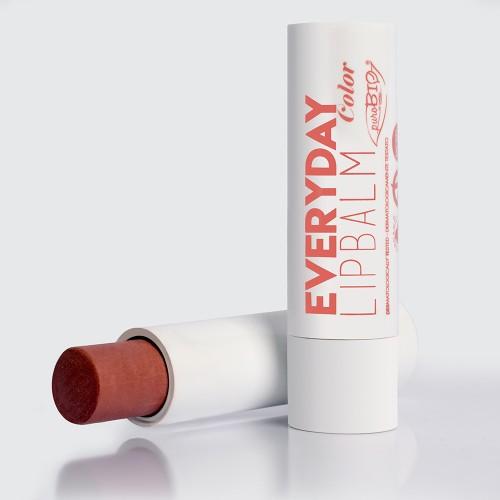 Burro Labbra LIPBALM puroBIO – EVERYDAY Color