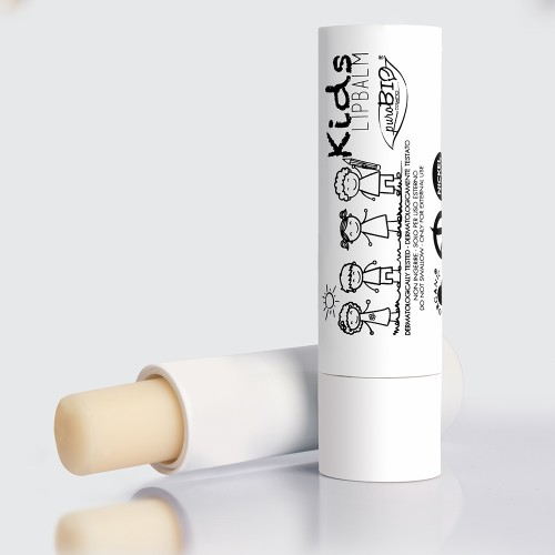 Burro Labbra LIPBALM puroBIO – KIDS