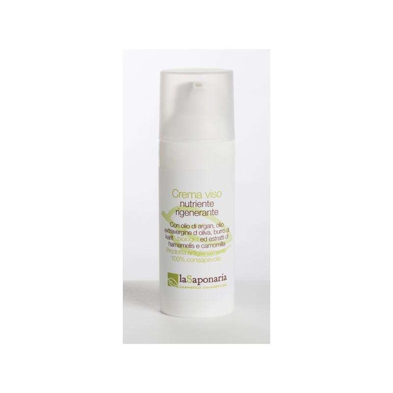 Crema viso nutriente rigenerante 50ml la Saponaria