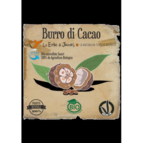 Burro di Cacao BIO -50gr Le Erbe di Janas
