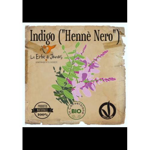 Indigo Hennè Nero -100gr Le Erbe di Janas