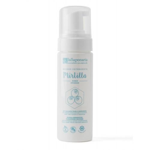 Mousse detergente Mirtilla 150ml La Saponaria