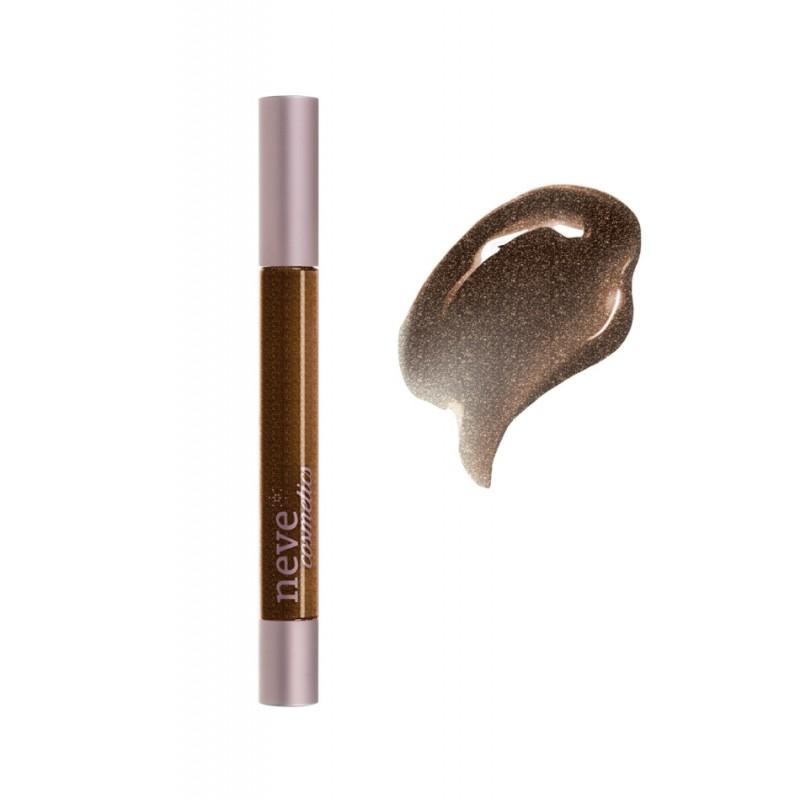 Vernissage The Magic Circle  Gloss color bronzo brunito - Neve Cosmetics