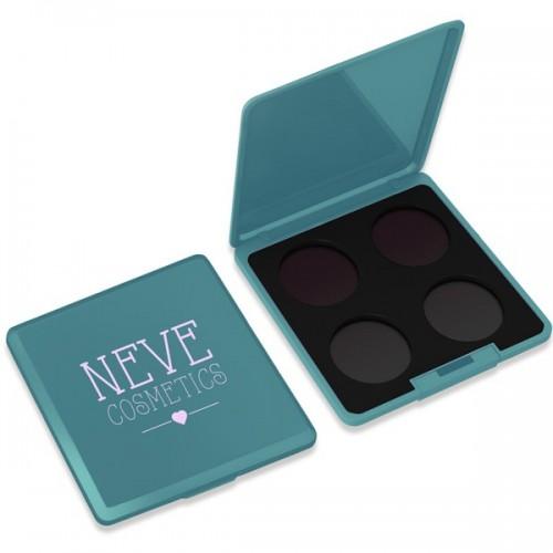 Palette personalizzabile da 4 Teal Trip Neve Cosmetics