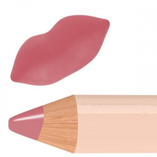 Pastello labbra ballerina/pink