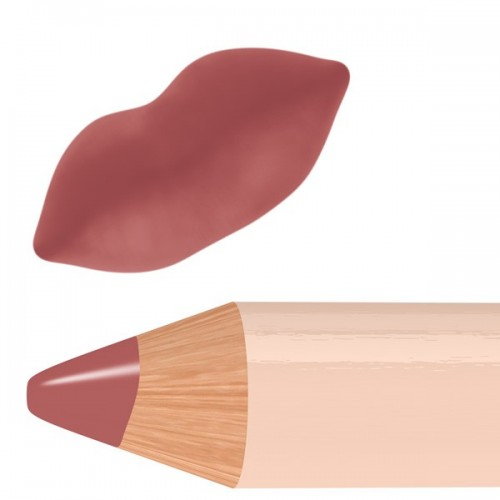 Pastello labbra cappuccino/rose Neve Cosmetics