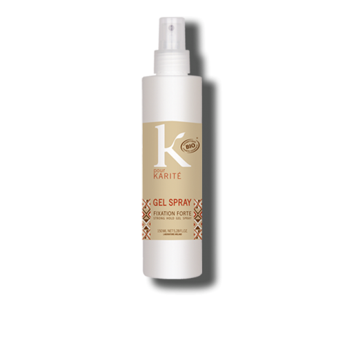 Gel Spray Capelli