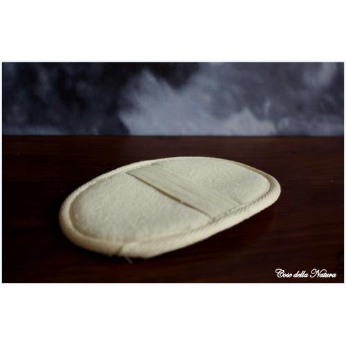 Pad corpo in Loofah/Cotone Cose della Natura