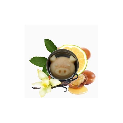 Maialina Argan Vaniglia e Bergamotto Crema Solida 6gr Fattiamano