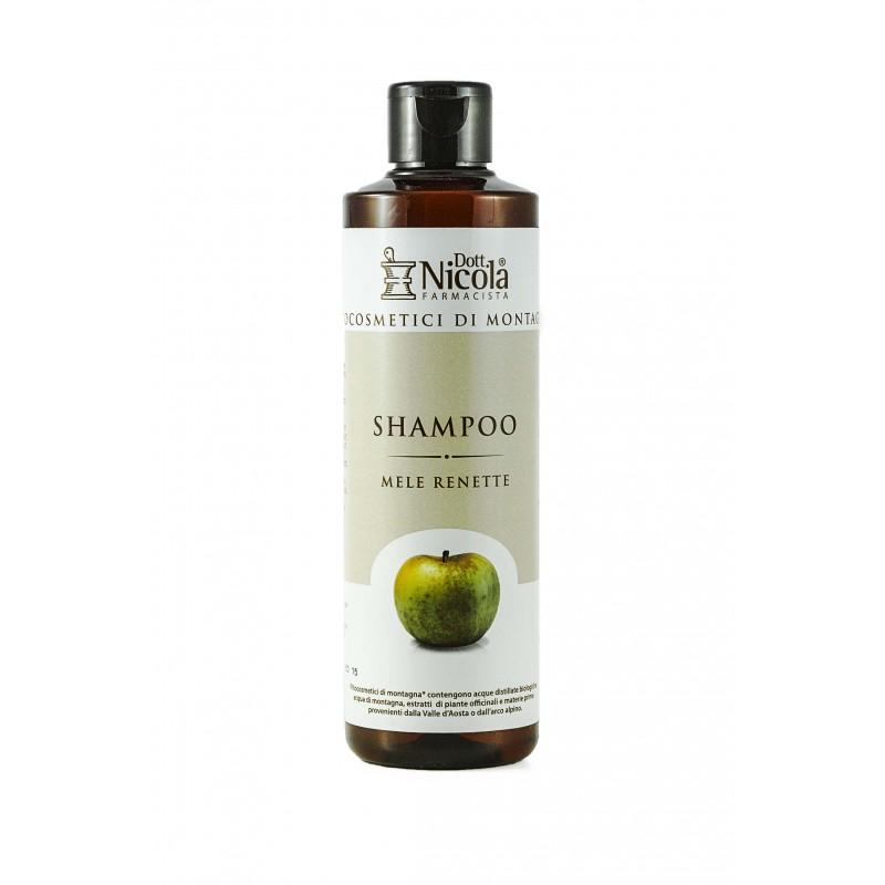Shampoo alle Mele Renette 250ml Dott. Nicola