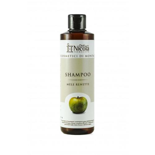 Shampoo alle Mele Renette 100ml Dott. Nicola