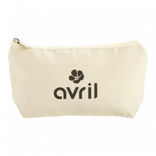 Trousse make-up in cotone bio formato piccolo Avril