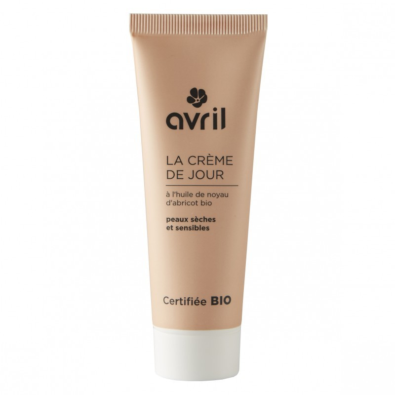 Crema Viso da giorno pelli secche e sensibili Avril