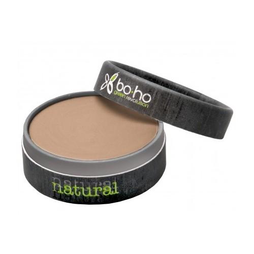 Fondotinta Bio Compatto Beige scuro bo-ho cosmetics