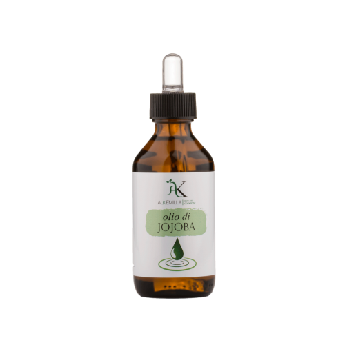Olio Vegetale di Jojoba 100% naturale puro 100ml Alkemilla