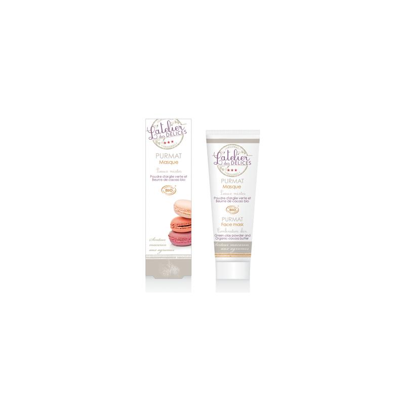 Masque Crème 50ml L'Atelier des Délices
