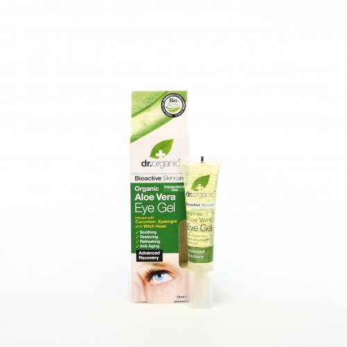 Siero per Occhi all'Aloe Vera 15ml dr. Organic