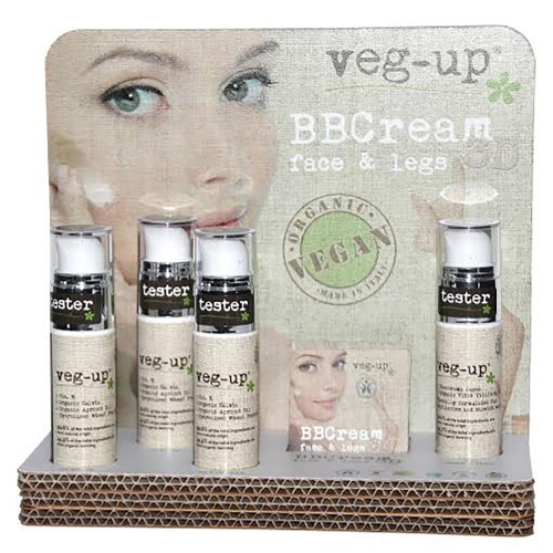 BB Cream 3D Viso Sabbia veg-up