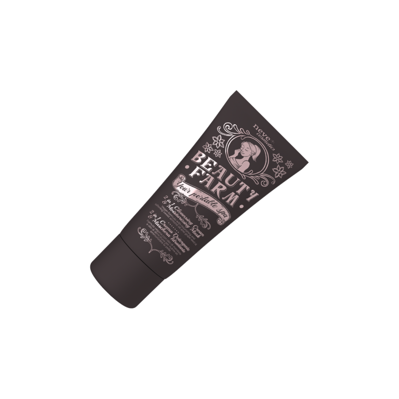 Beauty Farm Crema Detergente Viso 180ml Neve Cosmetics