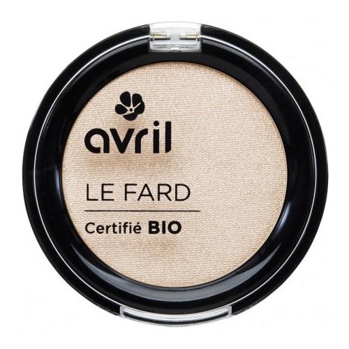 Ombretto Désert certificato bio Avril