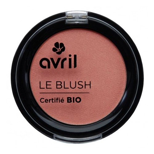 Blush Rose Éclat certificato bio Avril