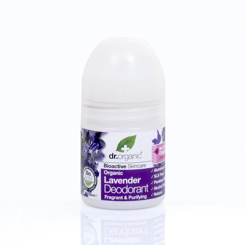 Deodorante Organic Lavanda 50ml dr. Organic